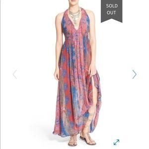 Free People Unattainable Maxi Dress